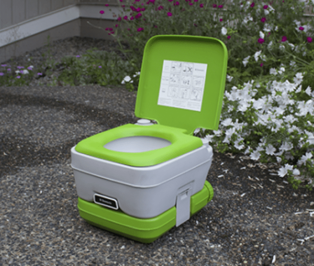 If Youre The Type To Go On Hiking Trips Frequently You Will Eventually Have To Invest In A Portable Toilet Sooner Or Later Doing Your Business Out In The
