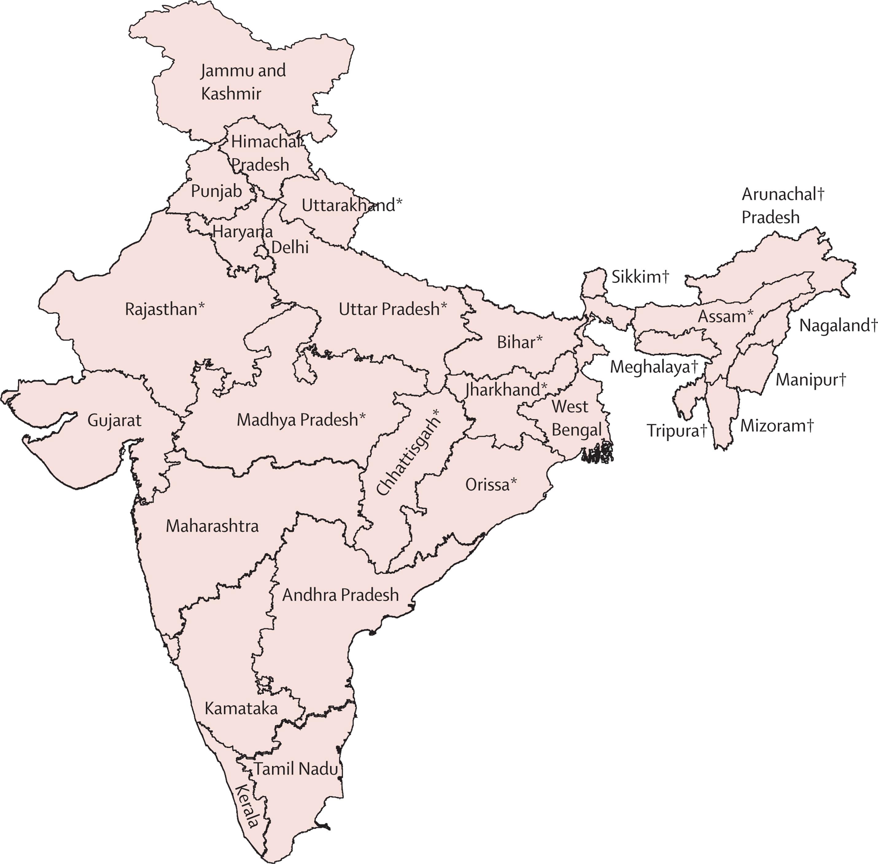 Cancer Mortality In India A Nationally Representative