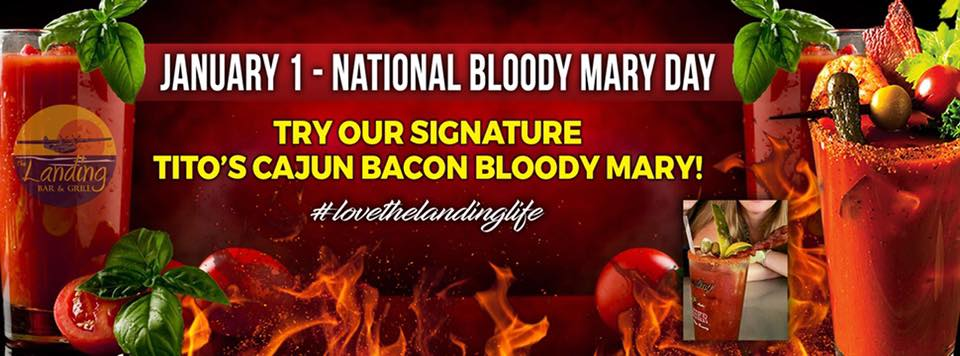 National-Bloody-Mary-Day