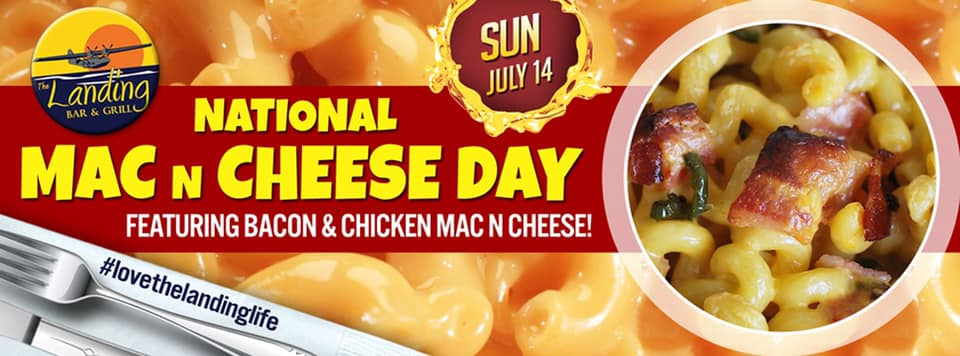 National-mac-and-cheese-day