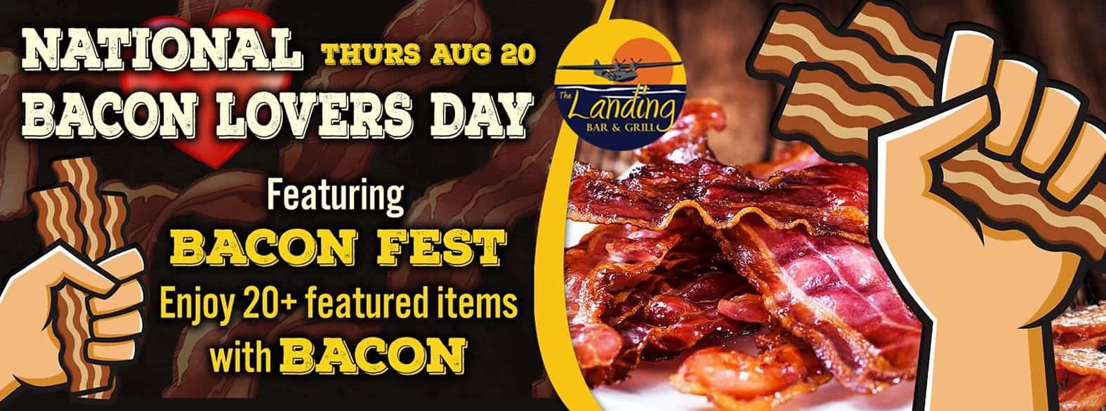 National-Bacon-Day