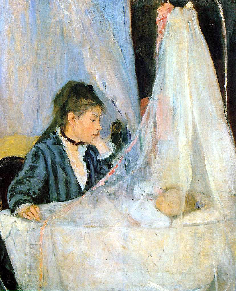 6. Manet & Morisot & Manet | The Land of Desire