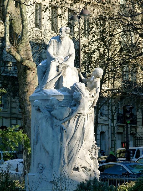 Memorial, Alexandre Dumas fils