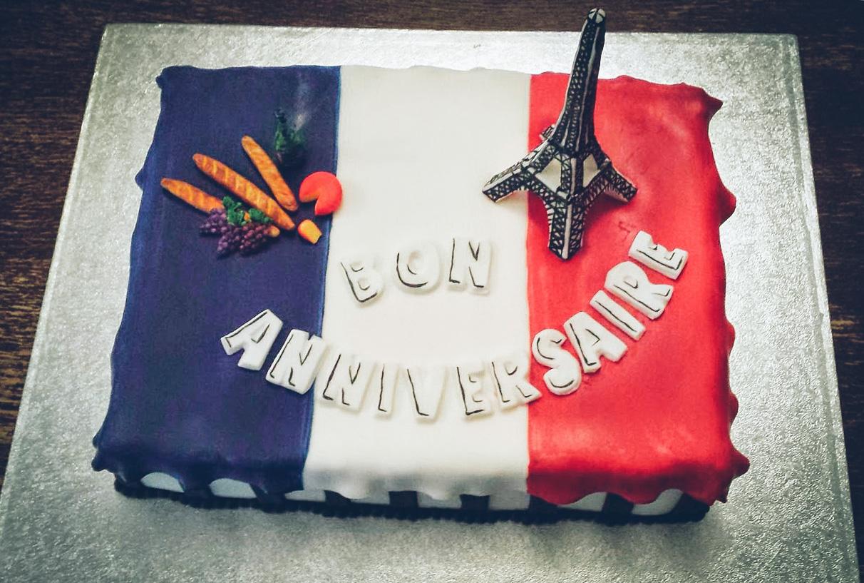 Happy Anniversary to us!