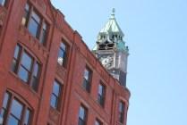 downtown Marquette, MI