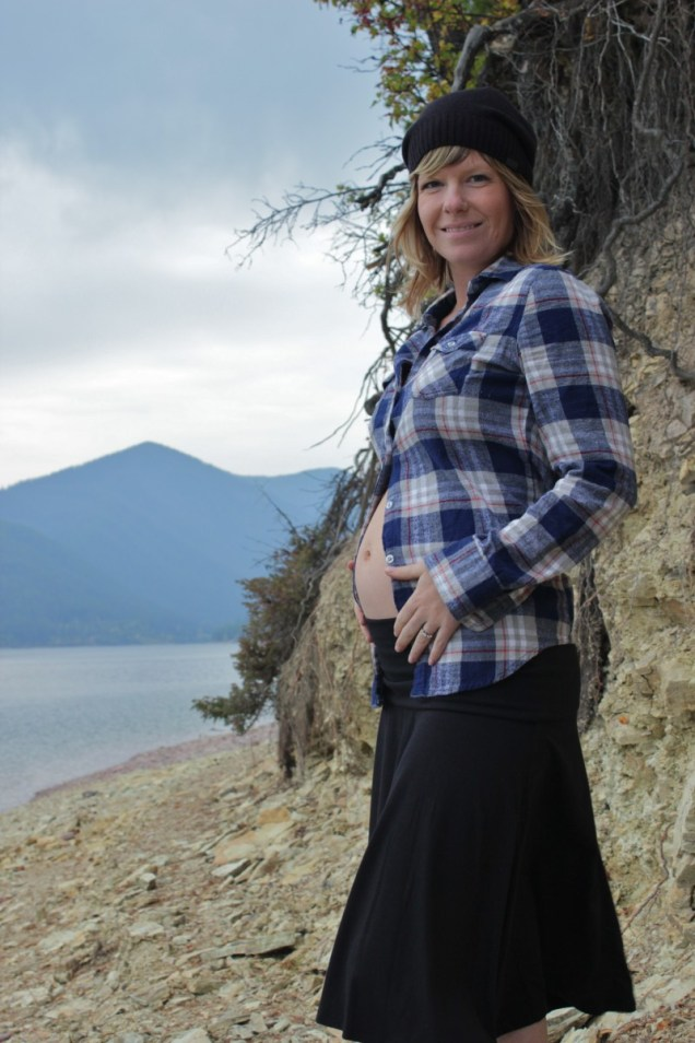 Raquel Jackson, 5 months pregnant IMG_1973