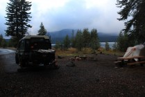 IMG_2691 campground outside of Crater Lake, the land rovers, the landrovers