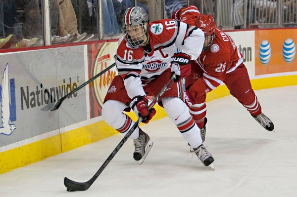 Ohio State men's hockey ready for Golden Griffins | The ...