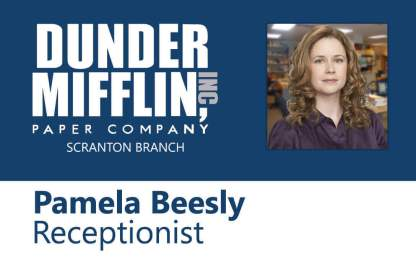 Pamela Beesly