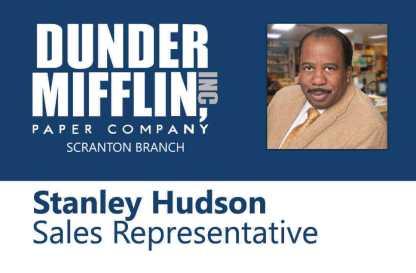 Standley Hudson
