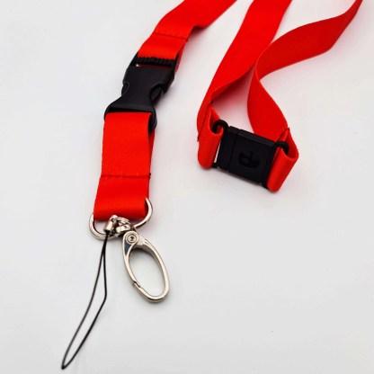 3 Colour Lanyard Bundle (Red)
