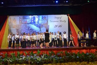 Mme Guillot's International Choir