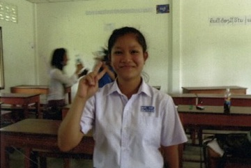 Souk in secondary school