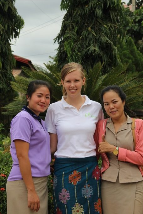 Mittaphone Sichampa, Kerstin Petter, Phovang Inthavong