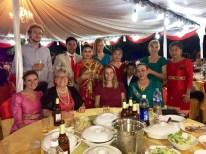 Lao wedding in Ban Sikeud