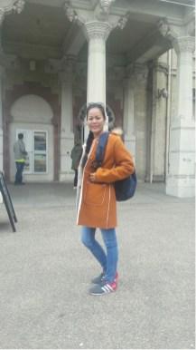 Me in Brighton