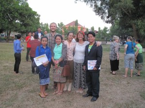 Donekeo Keositthivong, Johannes Zeck, Mittaphone Sichampa, Phovang Inthavong, Mittaphone Sichampa, Prof. Dr. Isabel Martin, Souvanh Navong