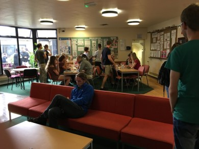 Students common room
