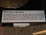 Morion helmet (1580))