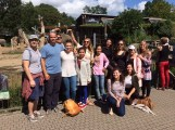 Some of our German tandem-teachers (Teams II, III, IV) and some of the new volunteers (Teams V, VI