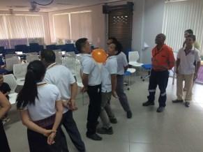 """The """"balloon race"""""""