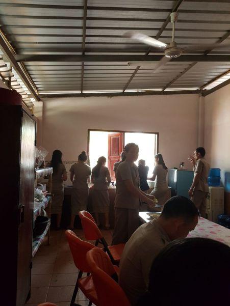 Teachers' kitchen