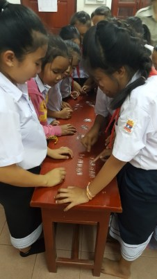 Counting paper clips