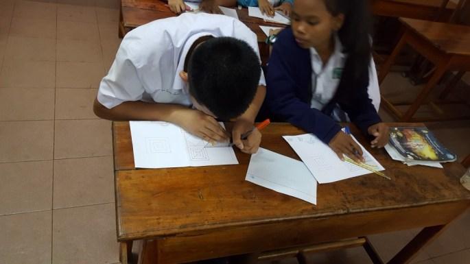 Maths club triangle 2