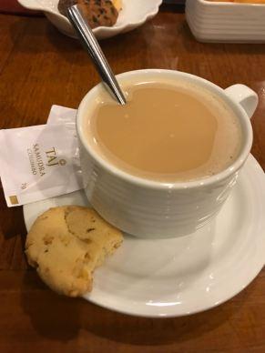 Sri Lankan milk tea