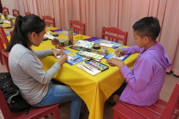 Creative children, Ban Sikeud