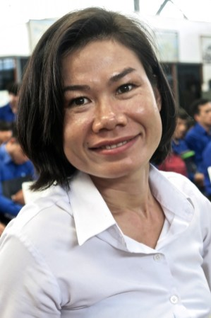Physics teacher, LGTC, Vientiane