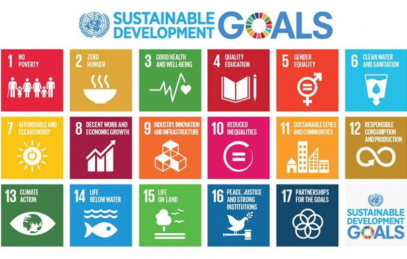The Sustainable Development Goals (Public Domain from Wikipedia Commons)