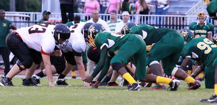 Varsity Football: Undefeated Cowboys Beat Nova 23-17