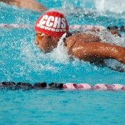 Swimming: Cowboys Beat South Broward and Pines Charter