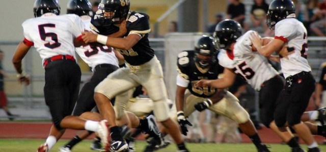 Varsity Football: Cowboys Lose Close Game To Wildcats
