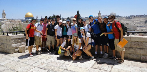 CCHS Students Relive History In Israel