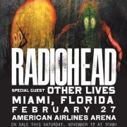 Review: Radiohead At The American Airlines Area