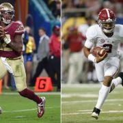 Alabama's Crimson Tide stays on top against Florida State