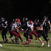 Varsity football: Cowboys obtain 2-0 district record with a win against South Broward