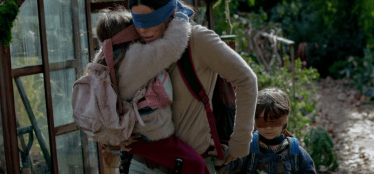 Blindly thrilling: Bird Box takes the internet by storm