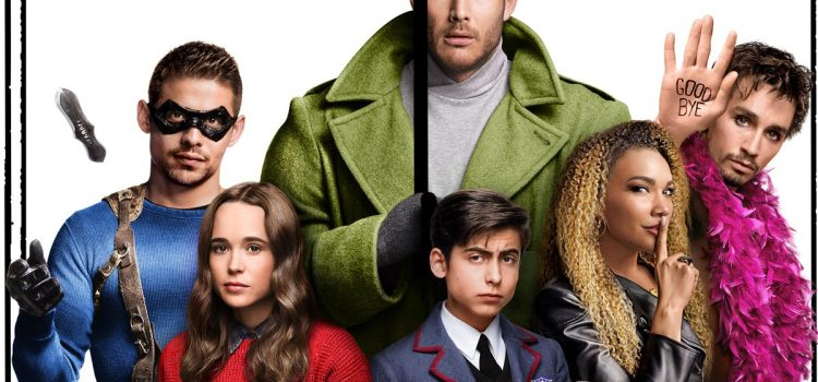 """""""The Umbrella Academy"""": A tale of destructive, super siblings destined to save the planet despite their troubled pasts and odd-ball powers"""