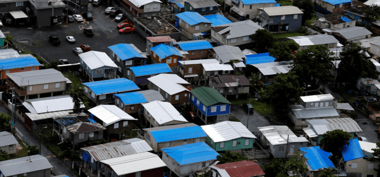 The aftermath of the storms: Puerto Rico two years later