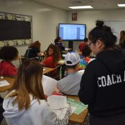 Teachers in South Florida are stepping away from their desks