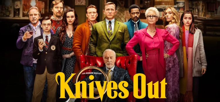 """In the Kromby house, with a knife!"": ""Knives Out"" is a movie mystery masterpiece"