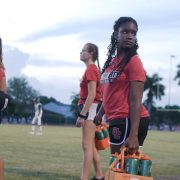 Athletic trainers: More than just 'water girls'