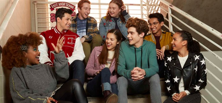 """""""We're all in this together"""": A review of """"High School Musical: The Musical: The Series"""""""