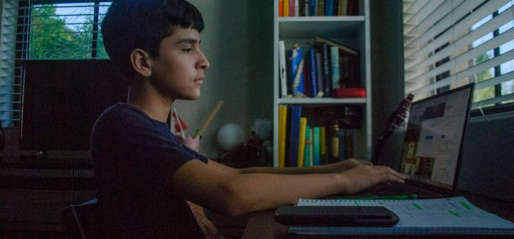 From the classroom to the bedroom: How students really feel about online learning