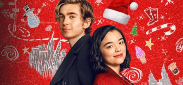 "The series to start your holiday spirits: A review of Netflix's new show ""Dash & Lily"""