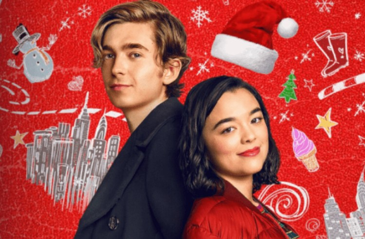 """The series to start your holiday spirits: A review of Netflix's new show """"Dash & Lily"""""""