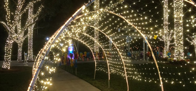 A bright way to end the year: Light up Cooper City 2020